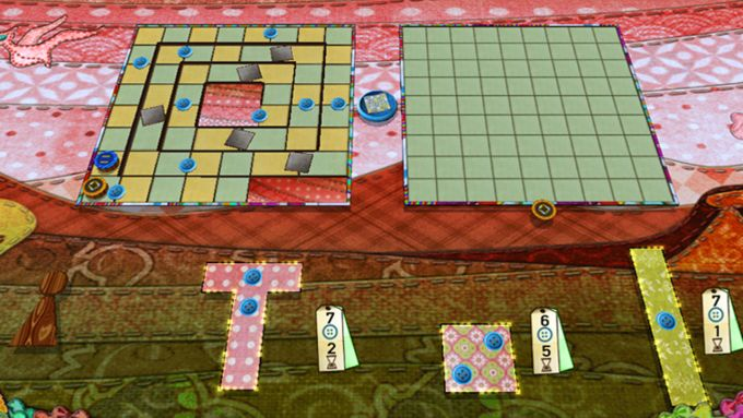 Patchwork: The Game