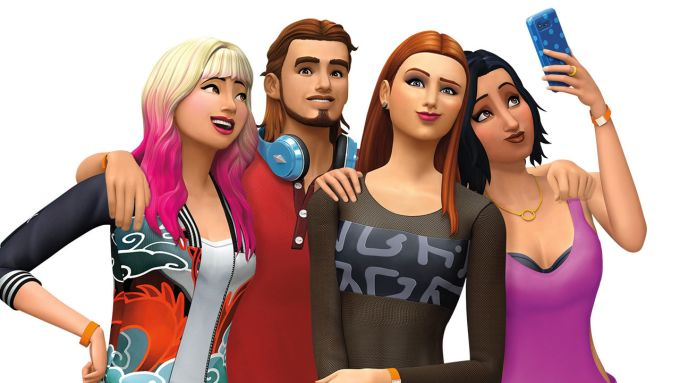 The Sims 4: Get Together