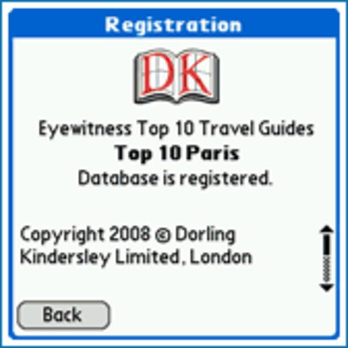 Paris DK Eyewitness