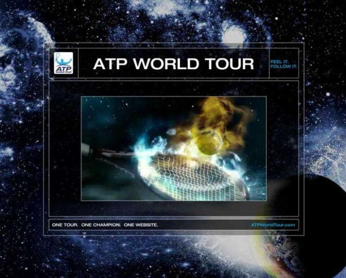 ATP World Tour Live! Screensaver