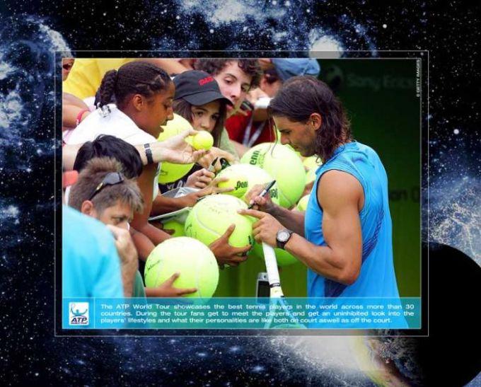 ATP Live! Screensaver
