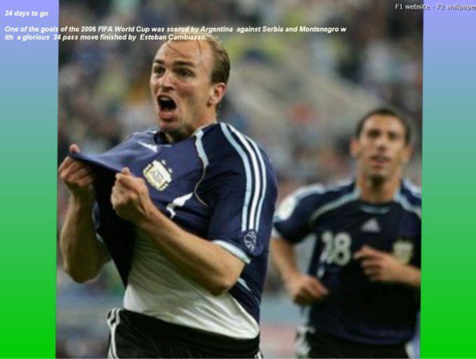Protetor de Tela Copa FIFA 2010