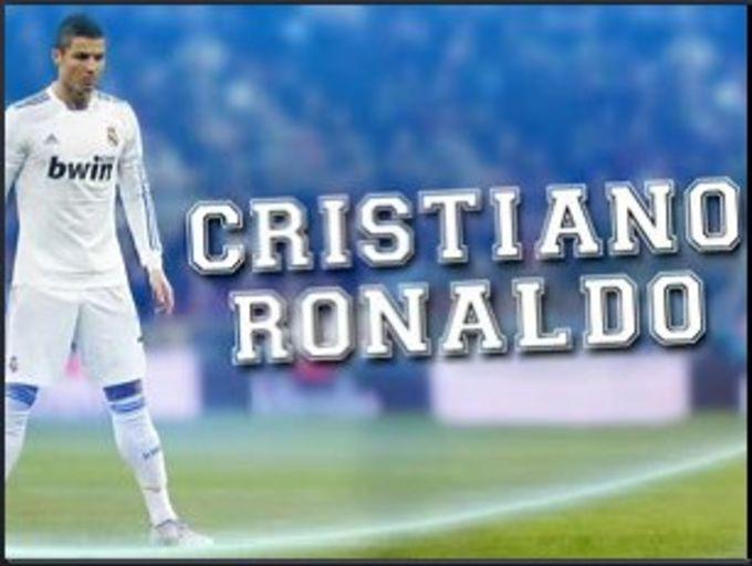 Screensaver Cristiano Ronaldo
