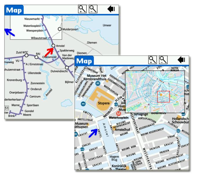 Amsterdam DK Eyewitness Top 10 Travel Guide & Map