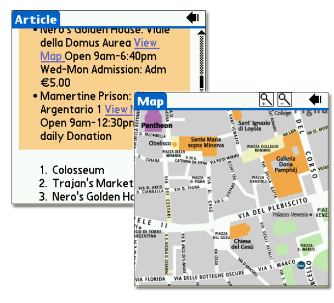Rome DK Eyewitness Top 10 Travel Guide & Map