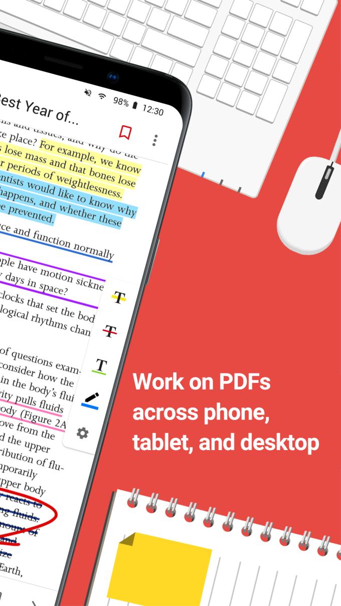 PDF Reader - Sign Scan Edit  Share PDF Document