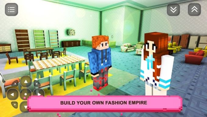 Girls Craft Story: Fashion Design & Building Games