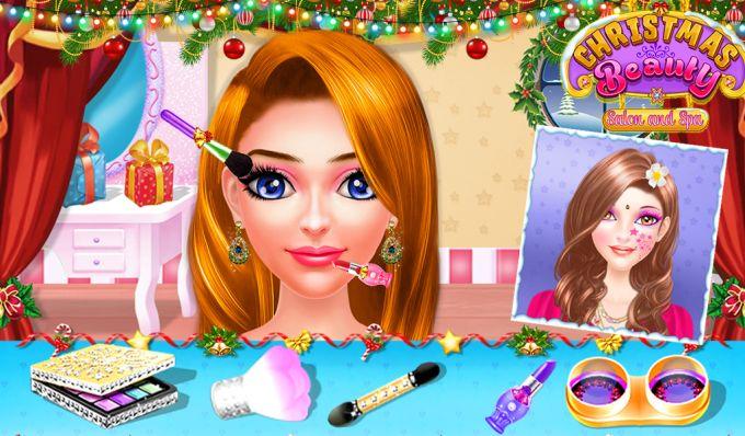 Christmas Beauty Salon And Spa