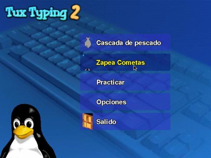 Tux Typing 2