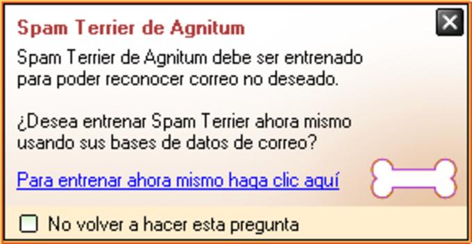 Agnitum Spam Terrier
