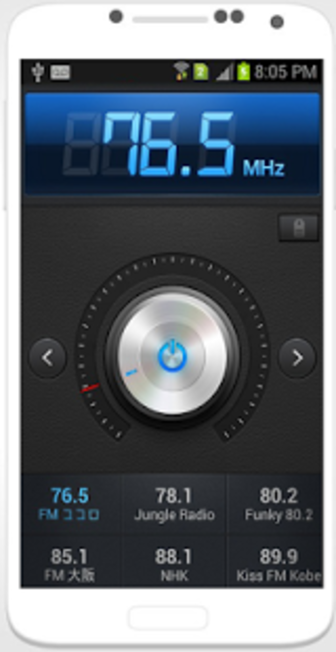 free fm radio download for android