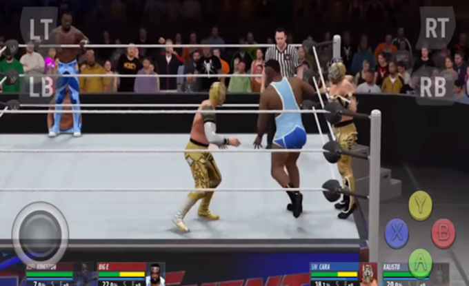 Triks For WWE 2K17