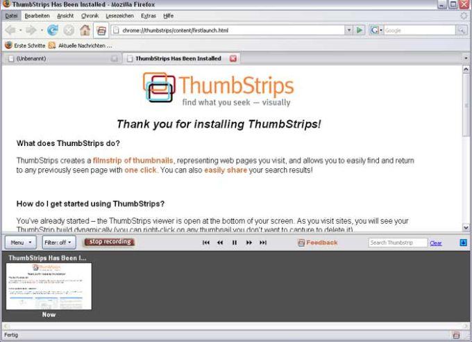 ThumbStrips