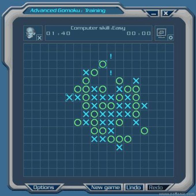 Advanced Gomoku