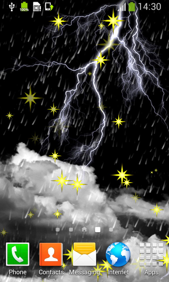 Storm Live Wallpapers