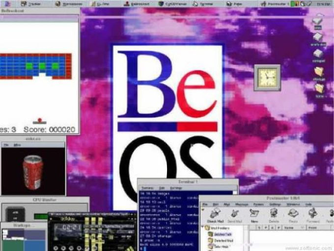 BeOS Personal edition