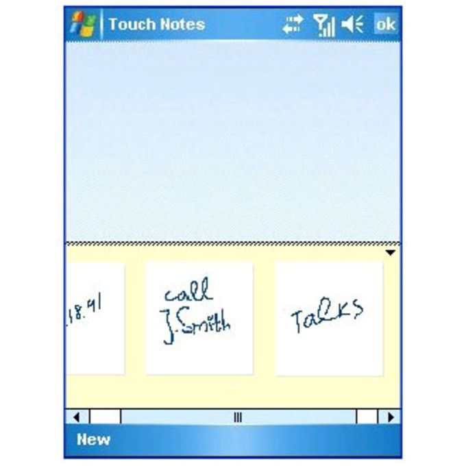 Touch Notes