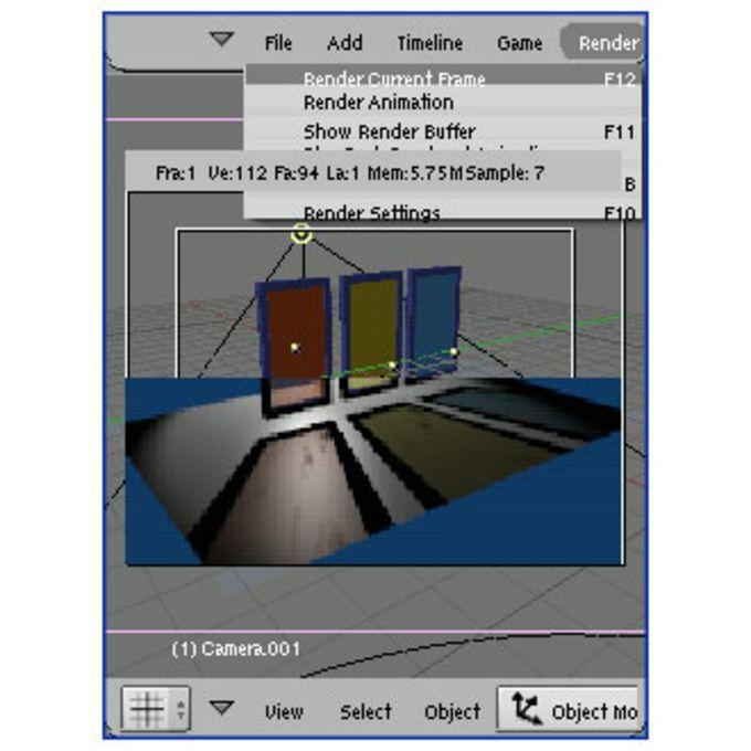 Blender Pocket