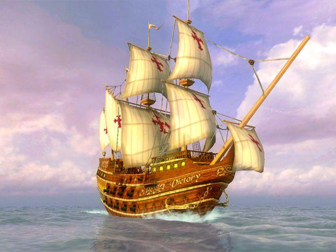 Sea Voyage 3D Screensaver