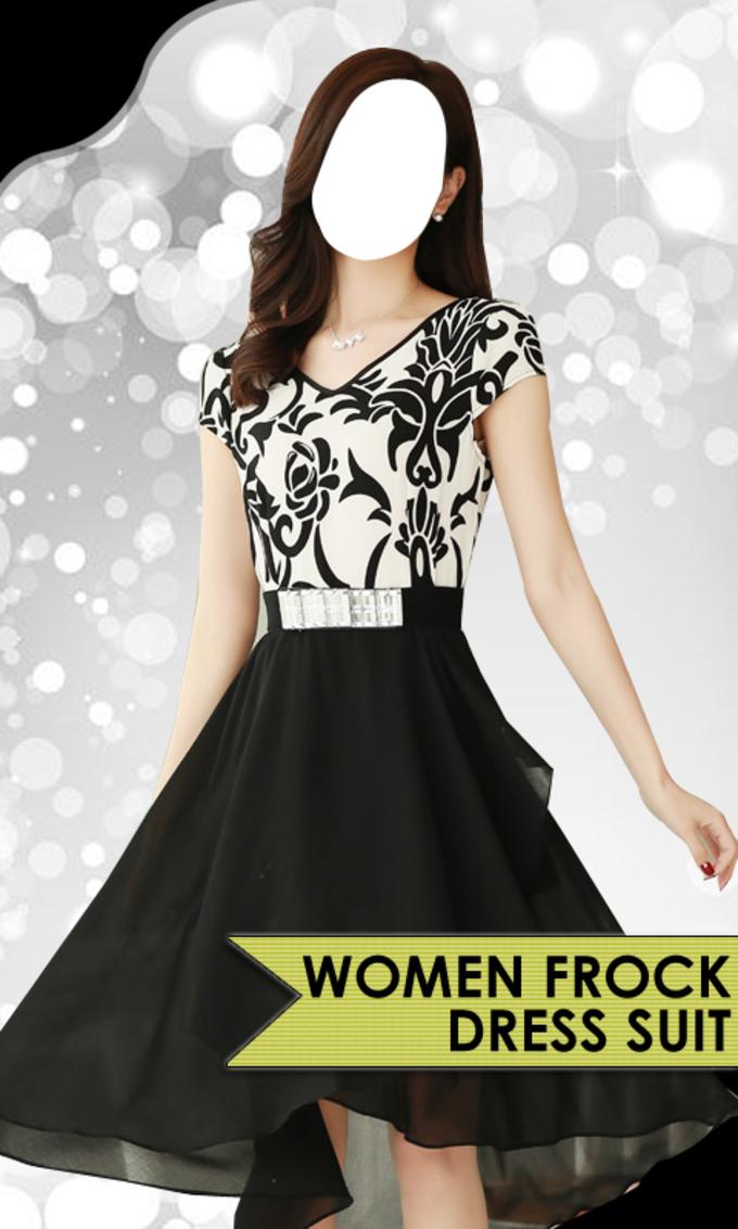 Women Frock Dress Suit