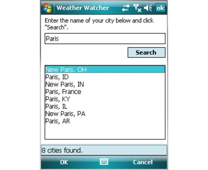 Weather Watcher