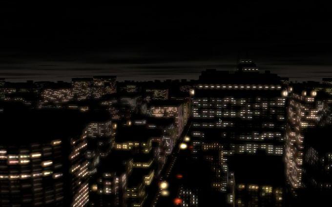 PixelCity Screensaver