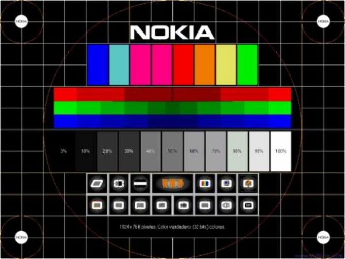 Nokia Monitor Test