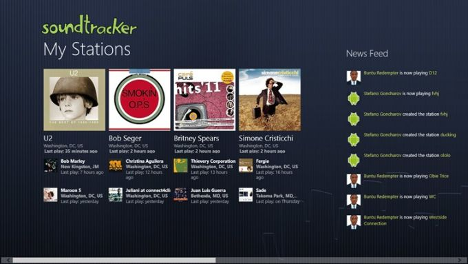 Soundtracker for Windows 10