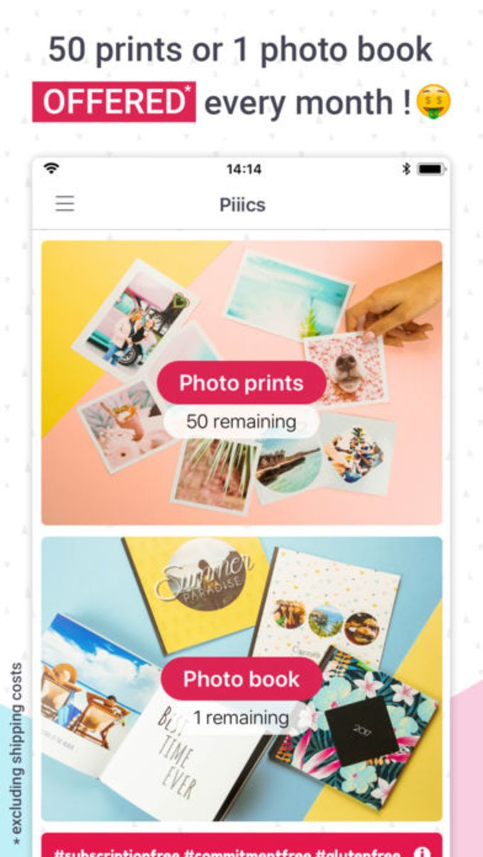 Piiics photo & books printing