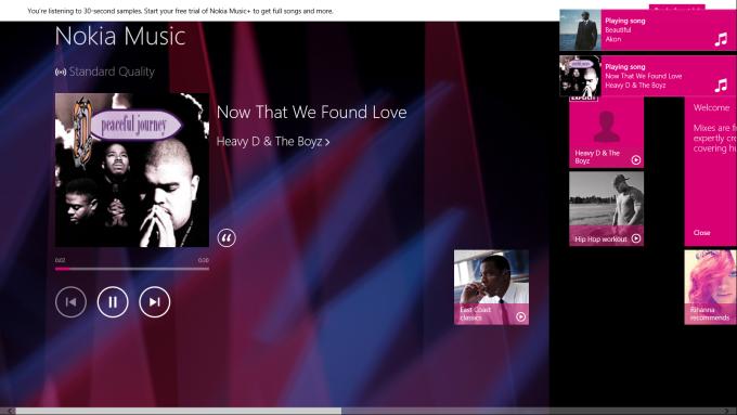 Nokia Music For Windows 10
