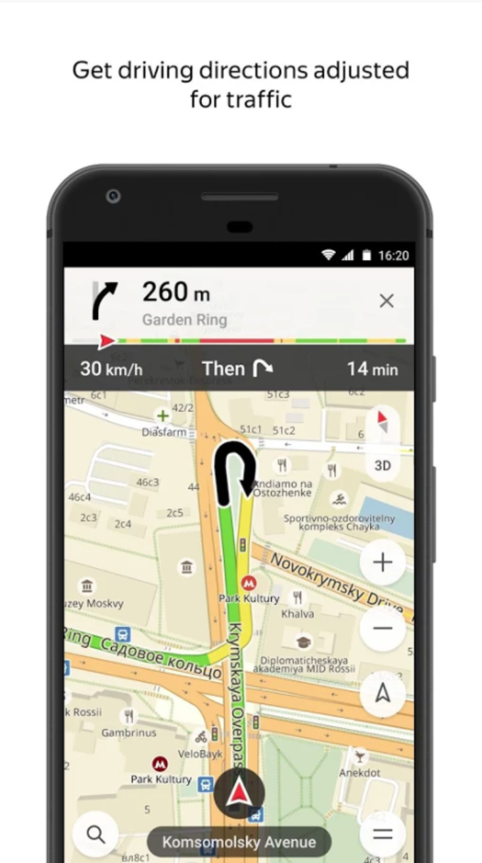 How to install Yandex.Maps 36