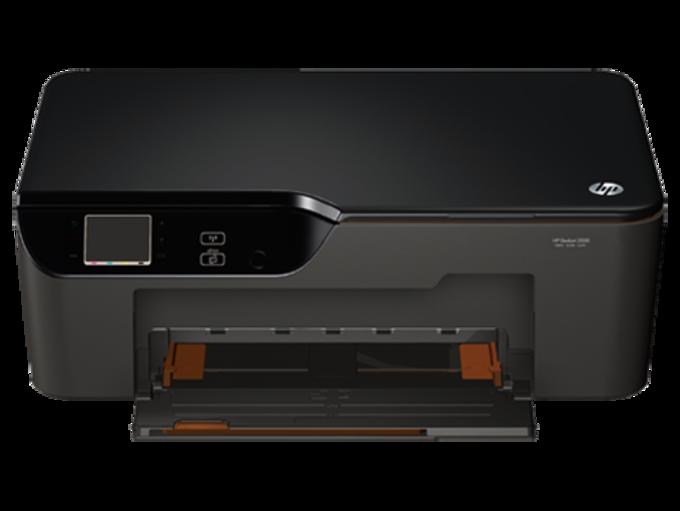Hp Deskjet 3520 Printer Series Drivers Download
