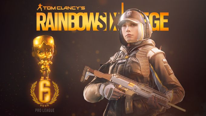 Tom Clancy's Rainbow Six® Siege - Pro League Ela Set