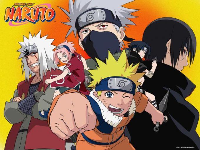Fond d'écran Naruto (1)