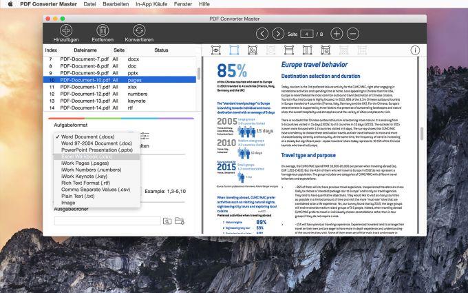 PDF Converter for Mac
