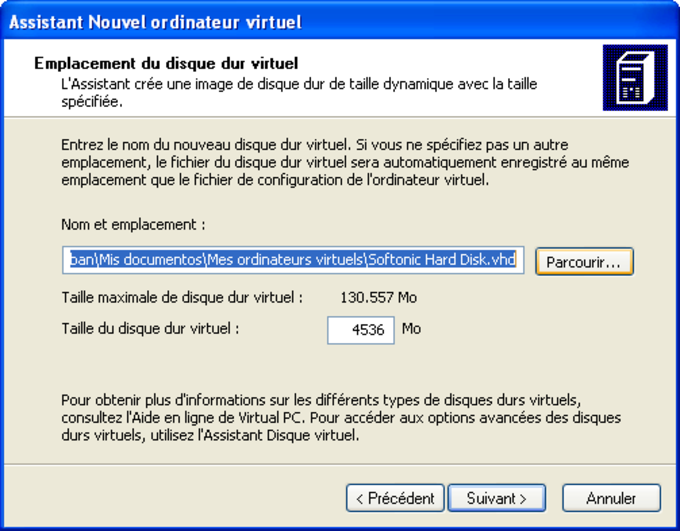 Microsoft Virtual PC