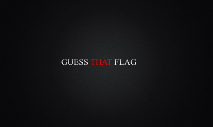 Guess That Flag