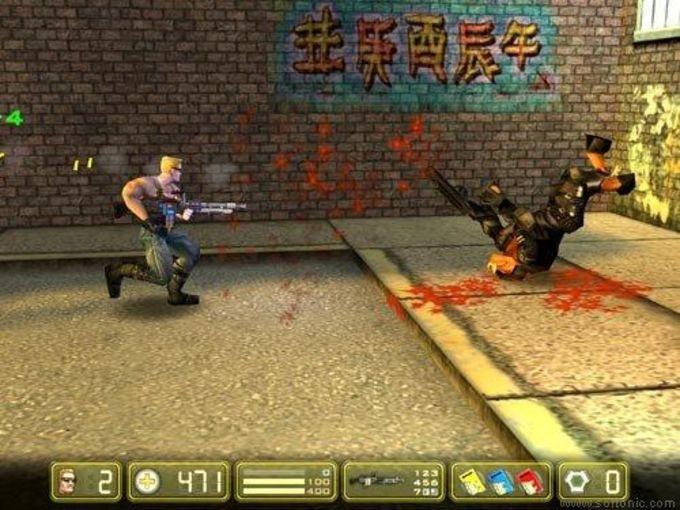 Gamekyo: duke nukem: manhattan project full game free pc.