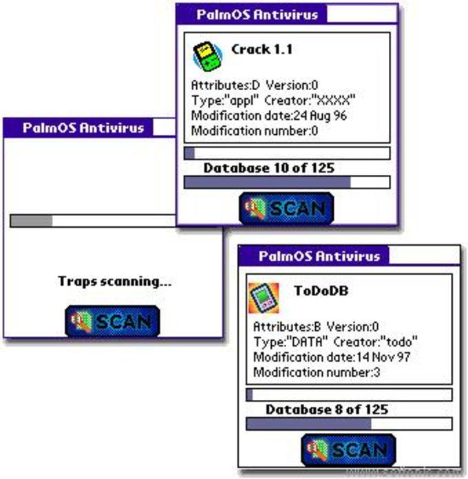 PalmOS Antivirus