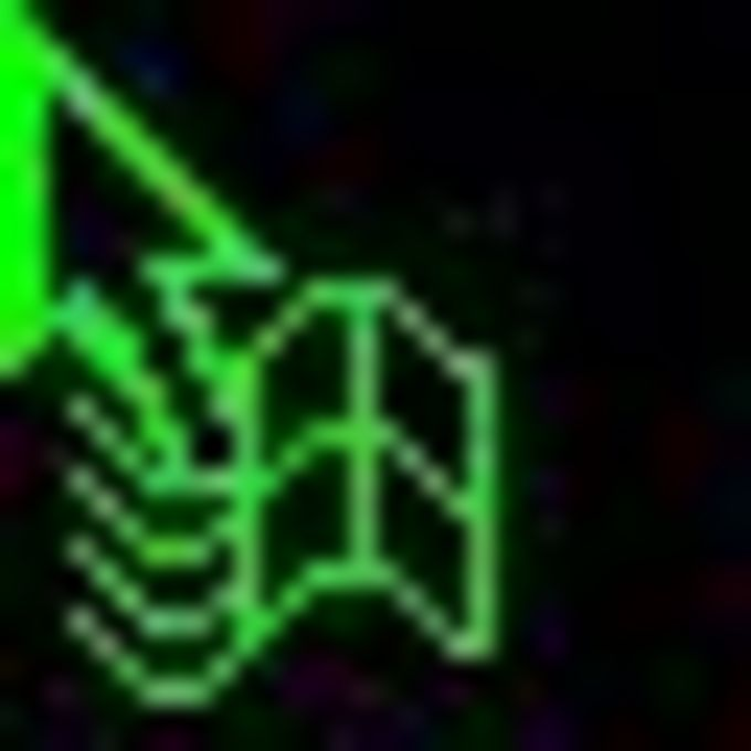 Neon Animated Cursor Collection
