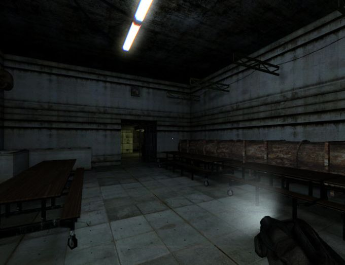 Slenderman's Shadow: Prison