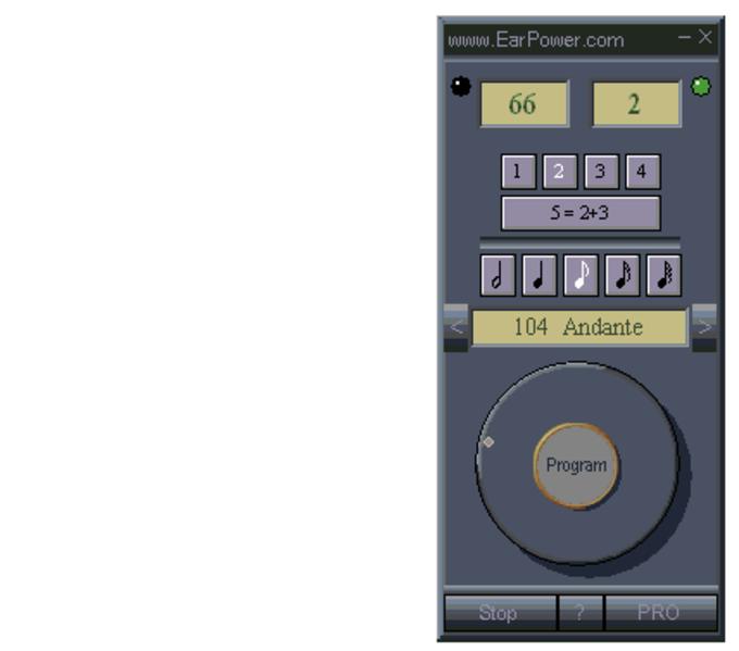 Fast&Soft Metronome