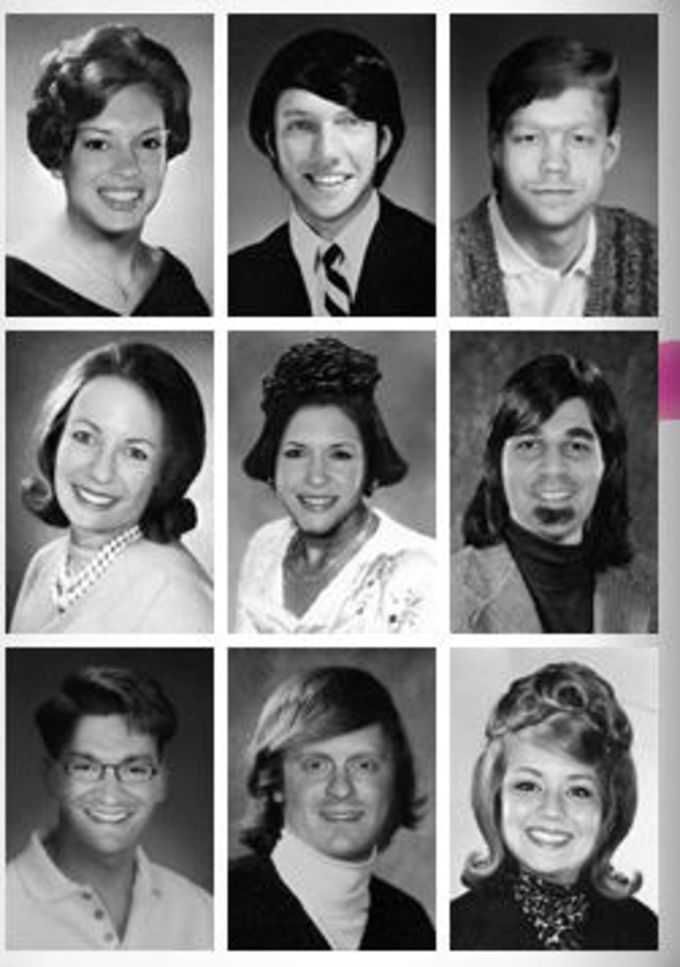 YearbookYourself Give your Photos s 60s 70s look