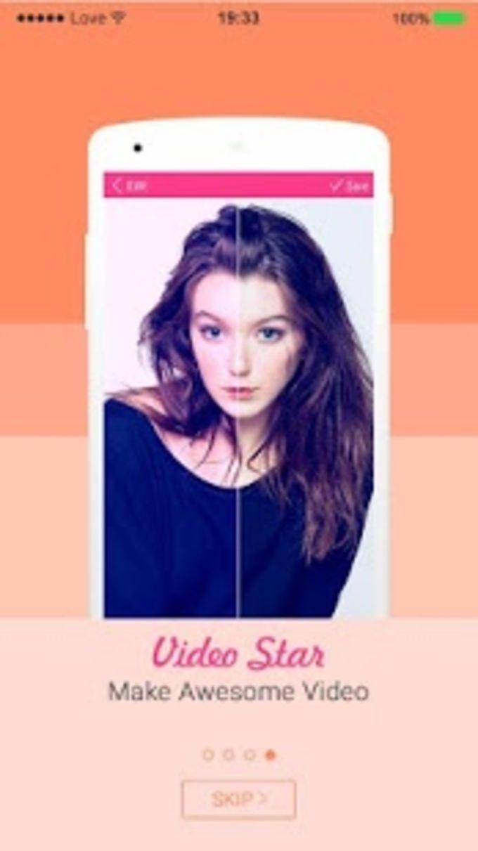 Vidstar  Video Editor Video Star Maker