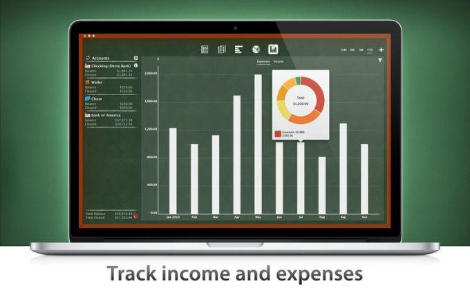 Checkbook HD - Personal Finance