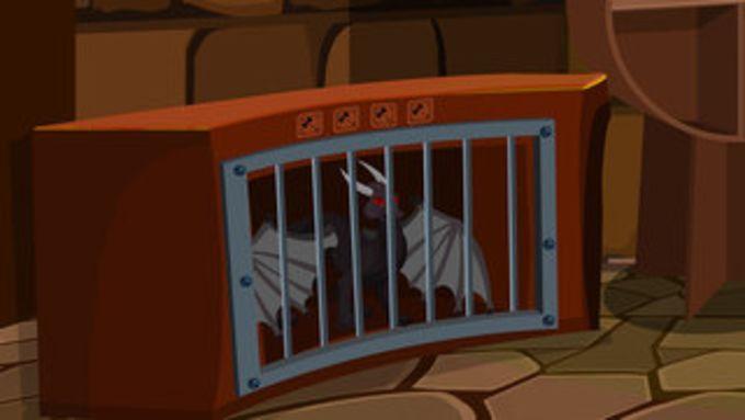 617 Escape Through Mirror
