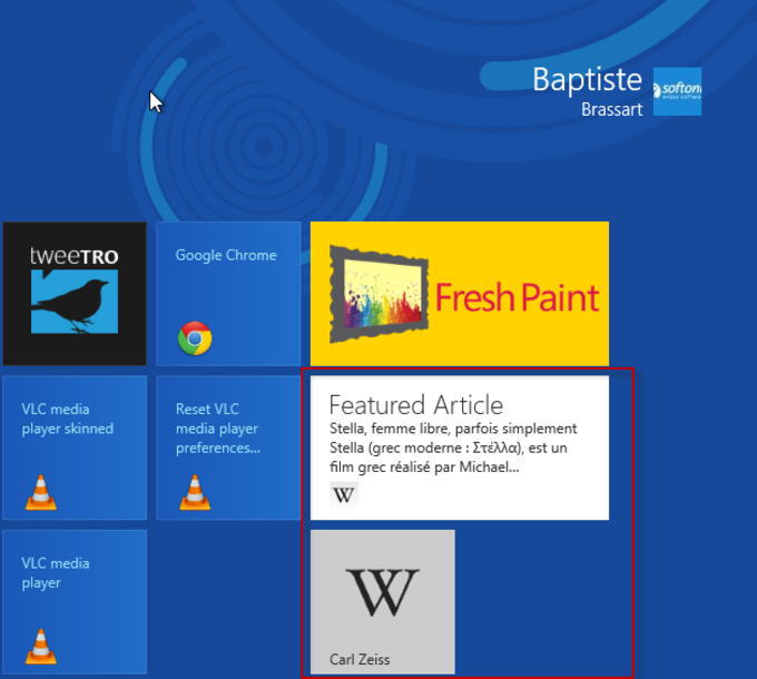 Wikipedia pour Windows 10