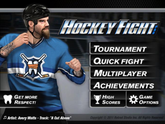 Hockey Fight Pro