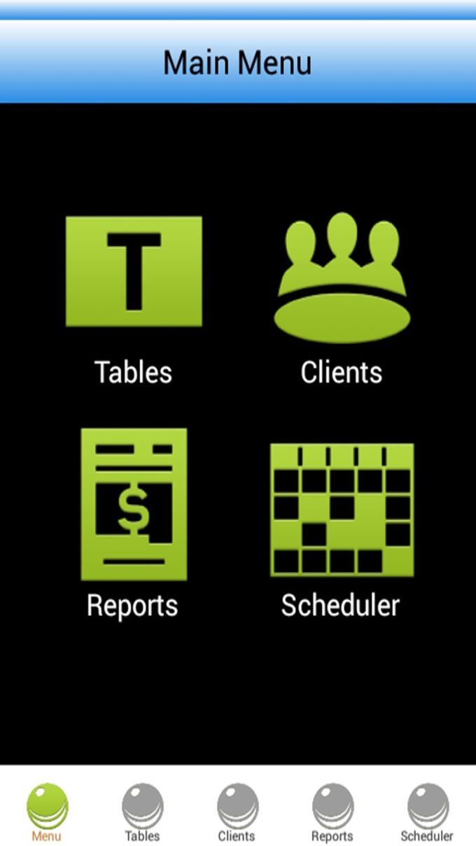 Restaurant Scheduling Software