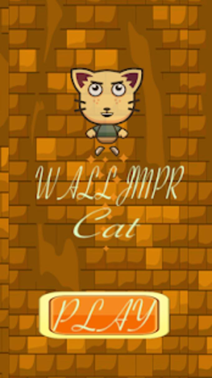 Wall Jumper Cat